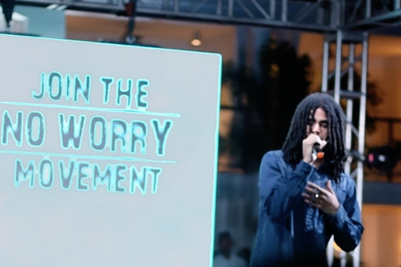 193826 Jamaica Raw - Skip Marley-and the No Worry Movement
