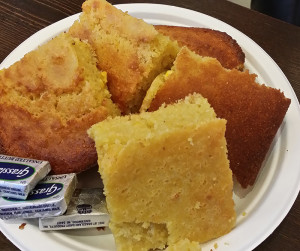 Brother jimmy's corn bread