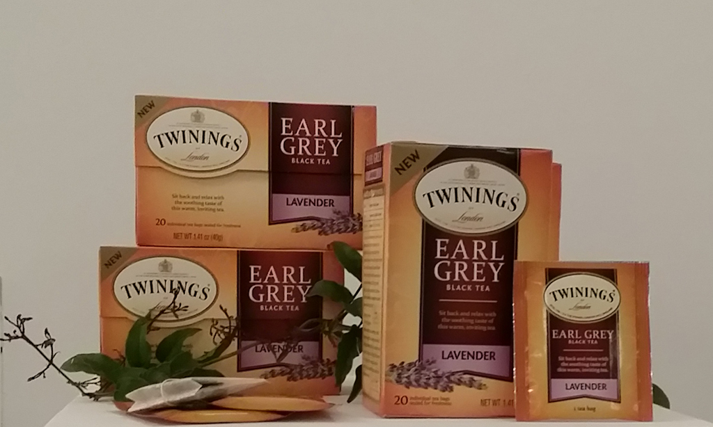 Twinings Lavender Earl Grey